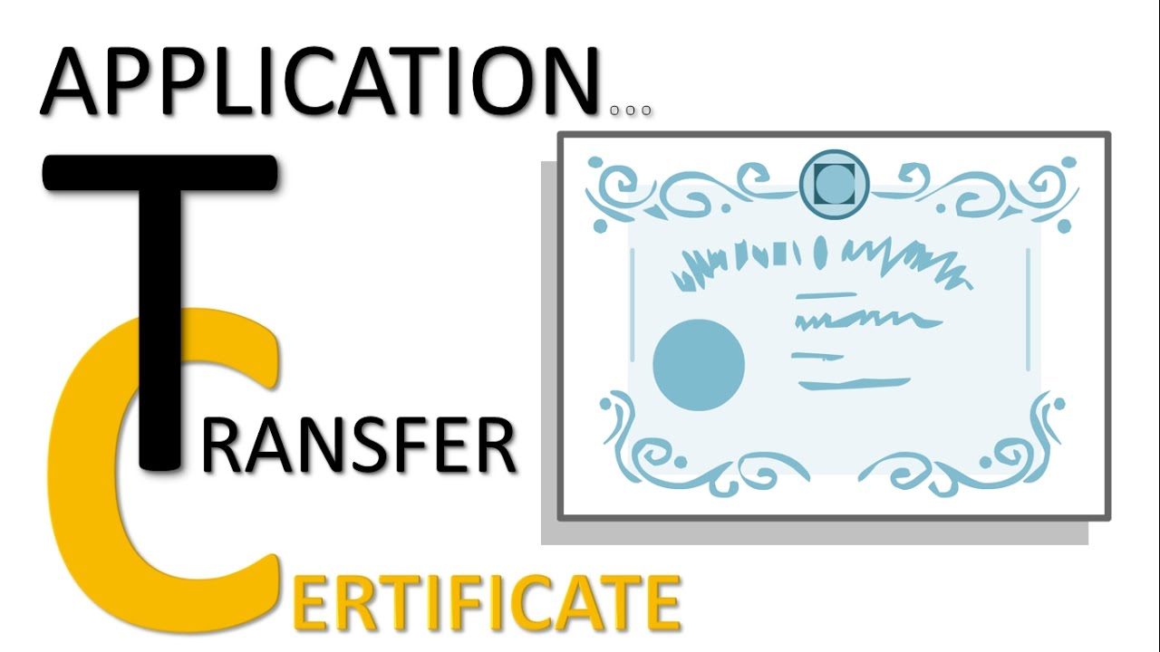Transfer certificate tc application by student support channel transfer certificate tc application by student support channel yelopaper Images