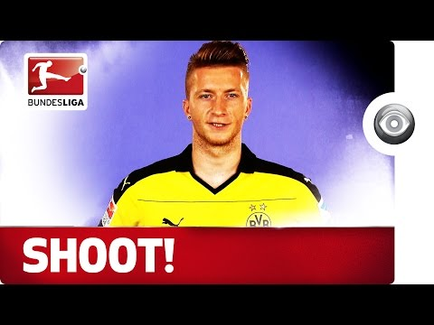 Marco Reus -  Pilot and Joker Aubameyang // Shoot!
