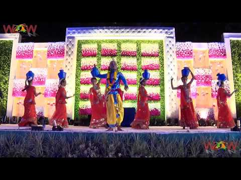 Latest Wedding Entry Theme, Radha Krishna latest Jaimala theme