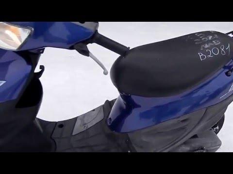 Видео-тест YAMAHA BJ от JapanBestCars