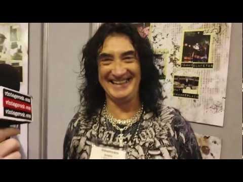 2012 NAMM: Robin McAuley Interview