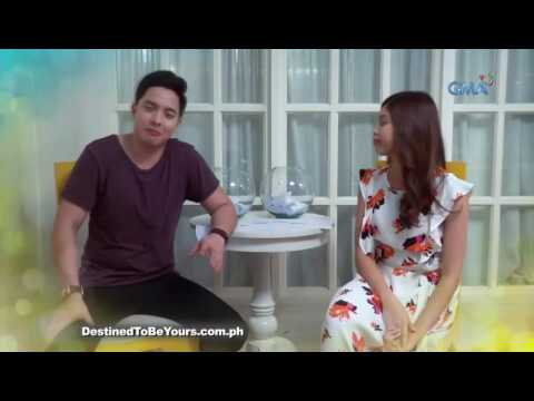Alden Richards and Maine Mendoza Exclusive kulitan During dtby break time