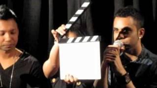 The Bilz & Kashif - Live in New York at MTV Iggy & New Jersey