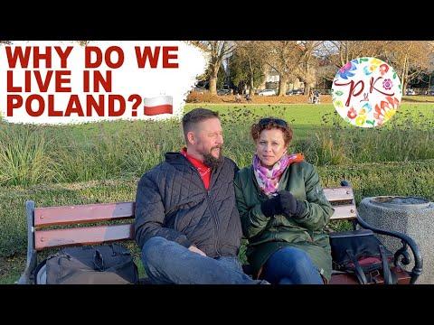Why do we live in Poland? | Kebab in Szczecin, Poland
