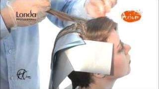 Окрашивание волос.avi