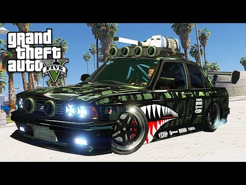 GTA 5 - NEW BEST DRIFT CAR!! GTA 5 DOOMSDAY HEIST UPDATE! (GTA 5 Online Sentinel Classic DLC Update)