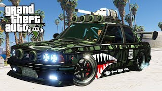 GTA 5 - NEW BEST DRIFT CAR!! GTA 5 DOOMSDAY HEIST UPDATE! (GTA 5 Online Sentinel Classic DLC Update)
