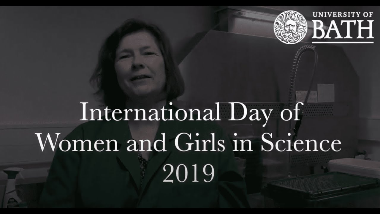Dr Sarah Bailey: Women & Girls in Science 2019