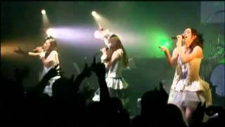 Kalafina - Love Come Down LIVE 2008