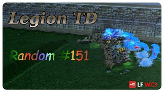 Zapętlaj Legion TD Random #151 | Did I mention my dislike about long games? =P | LForward