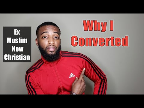 Why I Converted