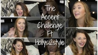 The Accent Challenge Ft Hollysi2style | Eskay Beauty Thumbnail