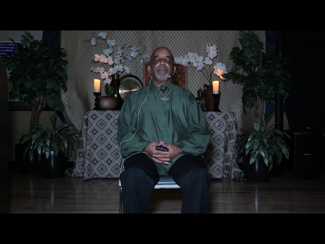 AKILI BECKWITH GUIDED MEDIATION FOR PEACE AND SERENITY
