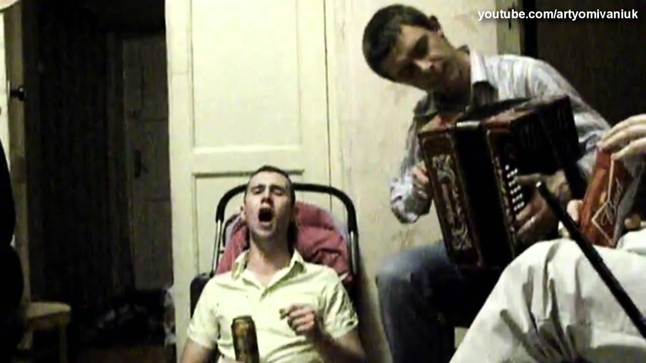 Кино (Виктор Цой) - Стук (дуэт под гармошку)