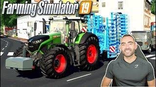 JE REÇOIS UN MAGNIFIQUE CADEAU !!! 😍 - Farming simulator 19