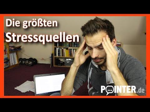 Patrick vloggt - Die größten Stressquellen im Studium