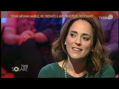 """Katherine Wilson: """"Mi sono innamorata dell'Italia e di Napoli"""""""