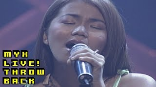 MYMP – For All Of My Life (Myx Live! Performance)