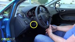 Vérification Permis - Seat Ibiza
