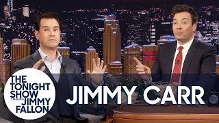 Jimmy Carr Introduces Jimmy to His Lucky Charms and Baileys Christmas Tradition
