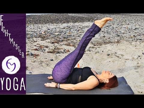 6-pack Abs: Yoga Style! With Fightmaster Yoga