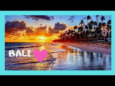 BALI: What happens just BEFORE SUNSET at KUTA BEACH ...