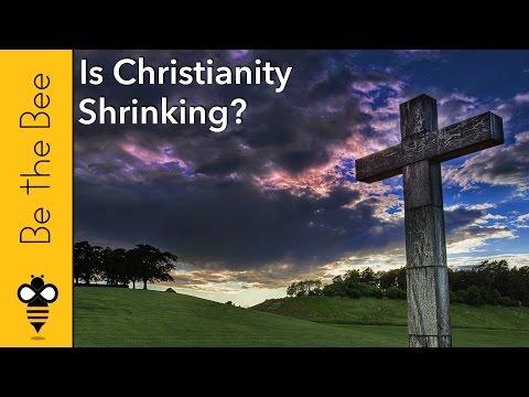 Episode #72   Is Christianity Shrinking?