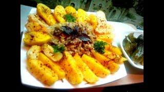 Картошка по селянски к завтраку Полезно вкусно доступно