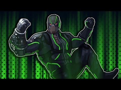 Injustice 2 Basically vs Moo - The Bane Train!