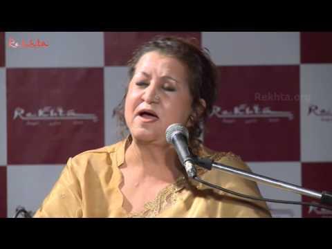 Tumhare Sheher Ka Mausam Bada Suhana Lage | Munni Begum