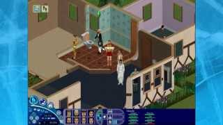 Retro Time: The Sims Deluxe Edition [Part 1] - Anti-Socially Moving In On a Tight Budget!