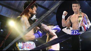 Gambar cover Trương Đình Hoàng đấm đối thủ Thái Lan không trượt phát nào tại sự kiện WBA Asia
