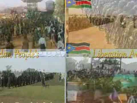 One of the SPLA  best songs from mourmour,South Sudan p2