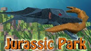 "Minecraft Dinosaurs | Jurassic Craft Modded Survival Ep 46! ""PREPARING FOR AN INVASION"""