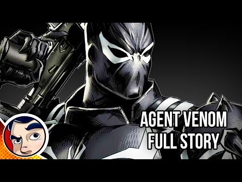 "Agent Venom ""Secret Agent to Space Knight Ending"" - Full Story 