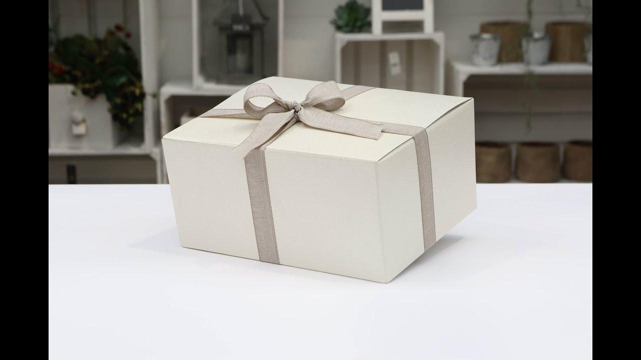 Boite idee per una scatola regalo youtube for Idee regalo per una cavallerizza