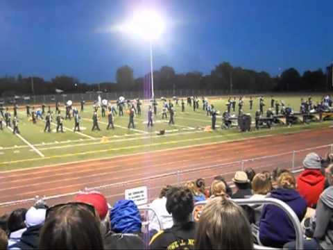 Francis Howell High School Marching Band 2012 - St. Charles West High School (FINALS)