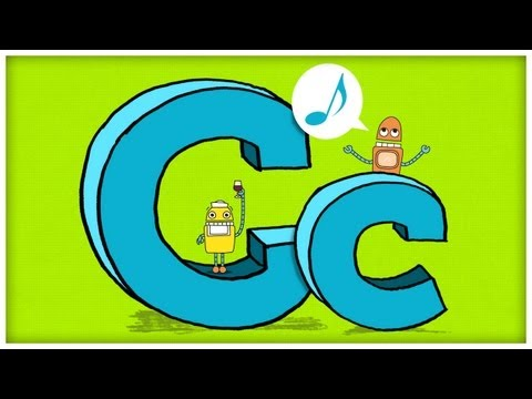 "ABC Song: The Letter C, ""Crazy For C"" by StoryBots"