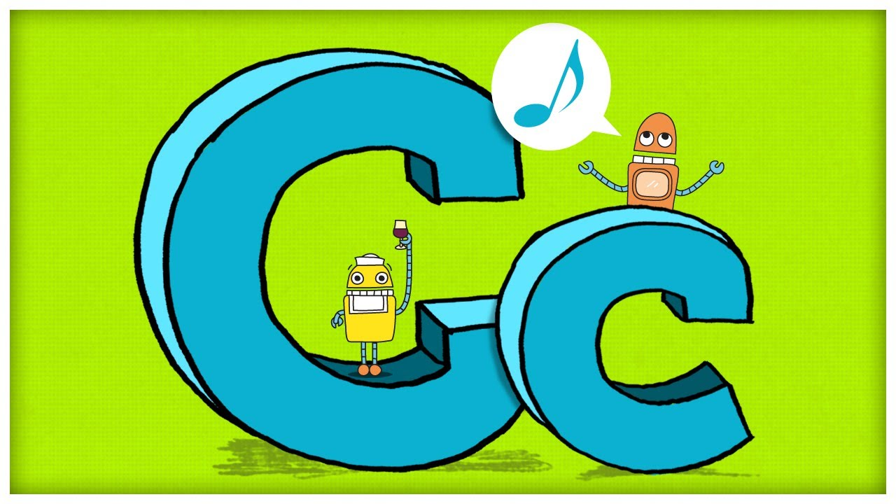 Abc Song The Letter C Crazy For C By Storybots  Youtube