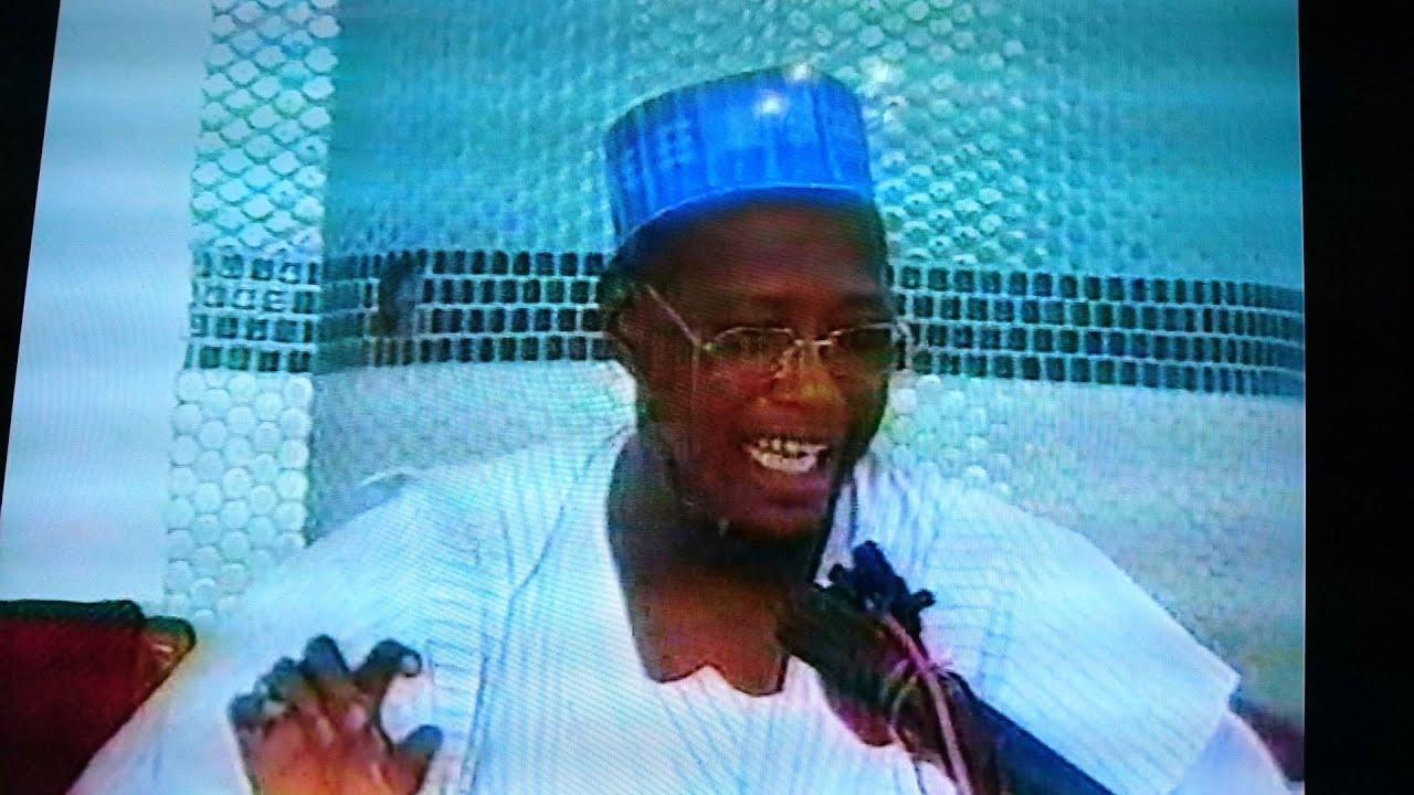 Download Sheikh Ja'afar - Alamomin Tashin Qiyama [Abuja WID Lecture, 13 Rabi' al-Awwal 1428 AH (01-04-2007)]