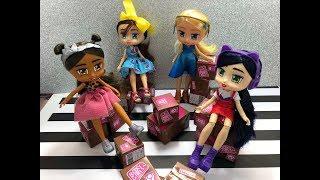 BOXY GIRLS - OPENING 4 BOXY GIRLS AND A FASHION PACK