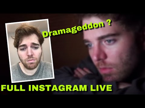 Shane Dawson Revealed Why He Hasn't Included the James Charles/Tati Westbrook Drama in His YouTube Series