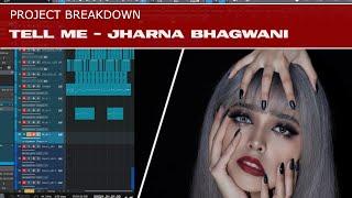 Project Breakdown: JHARNA BHAGWANI - TELL ME (Bedah Lagu Super Mendetail!)
