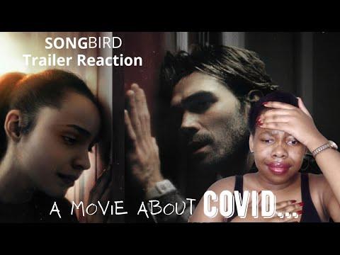 SONGBIRD (2021) trailer reaction | A pandemic film…TOO SOON!!