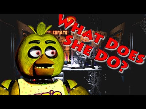 What Chica does in the Kitchen (meme) WARNING: LOUD