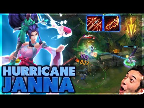 CRAZIEST ENDING EVER | LETHAL TEMPO IS INSANE | HURRICANE JANNA -  BunnyFuFuu