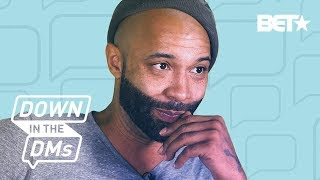 Down In The DMs: Joe Budden Gets Messaged By Uber And Cyn Santana Fans