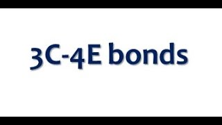 three centre four electron bonds bridged bond al2cl6 hf2 solid becl2 t s of sn2