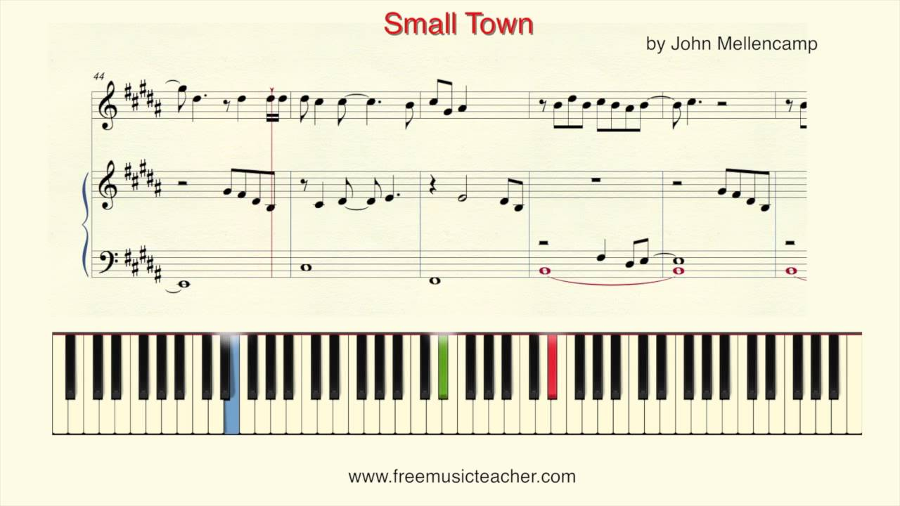 Small Town Guitar Chords Image Collections Basic Guitar Chords