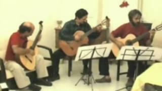 prelude Guitar by : Farzad Daneshmand and Vahid Kazemi , Alireza Janani